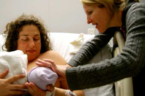 NYC Birth Doula